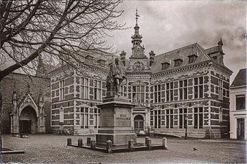 Academiegebouw van Jan vd Knaap