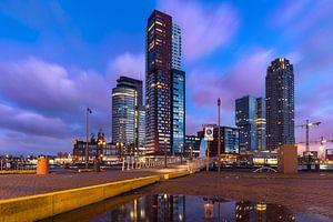 Skyline Rotterdam (Kop van Zuid)