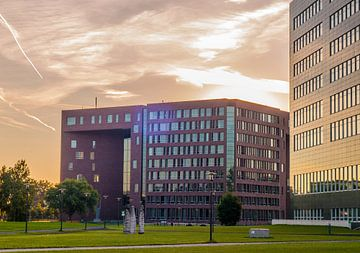 Campus Wageningen UR von Roel Van Cauwenberghe