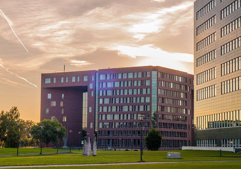 Campus Wageningen UR van Roel Van Cauwenberghe