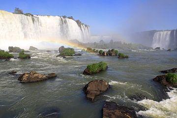 Iguazu watervallen van Antwan Janssen