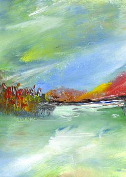 Bunter Herbst von Katarina Niksic