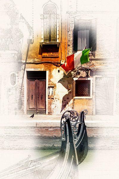 Venedig 09 von Erich Krätschmer