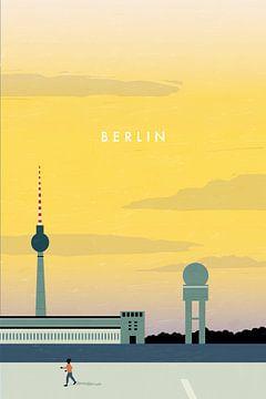 Berlin van Katinka Reinke