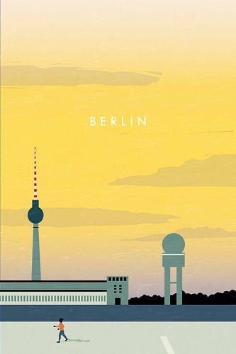 Berlin von Katinka Reinke