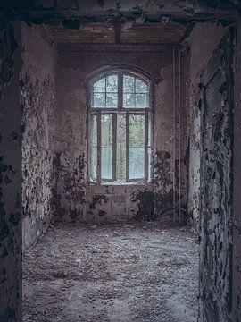 Verlaten plekken: alles verweerd van