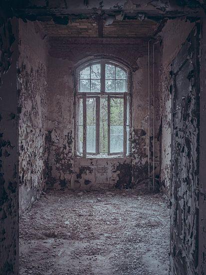 Verlaten plekken: alles verweerd