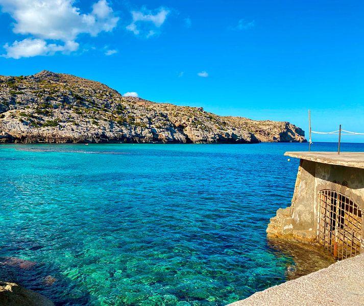 Mallorca - Cala Sant Vicenc von Marek Bednarek