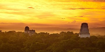 Maya Sunrise von Ralph van Krimpen