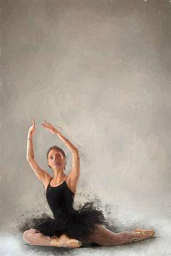 Ballerina III van Arjen Roos