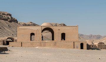 Iran: Zoroastrians Dakhmeh (Yazd) van Maarten Verhees