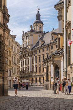 Wrocław, Polen van Jacqueline Kroezen
