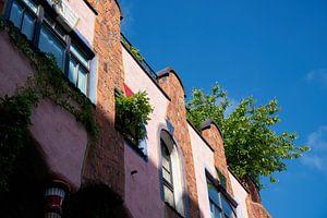 Maison Hundertwasser à Magdebourg sur Heiko Kueverling