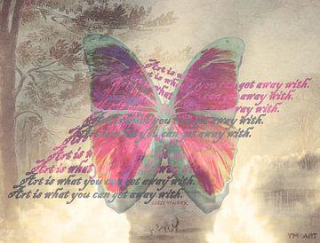 Vlinder Art  van