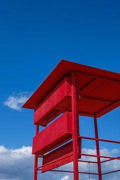 Roter Wachturm von
