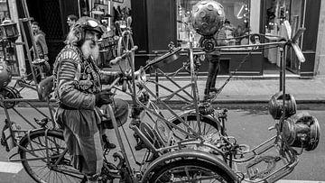 Taxi in Paris! von Mike Broers