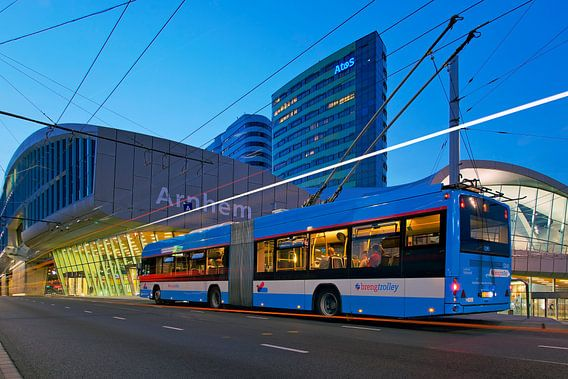 Trolleybus Arnhem