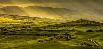 Toscane. van Gonda van Wijk