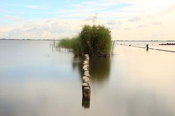 Slotermeer Friesland ( Balk ) van Fotografie Sybrandy