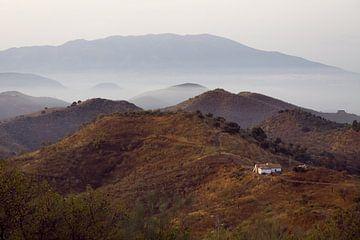 Ochtendgloren in Andalusië van @ GeoZoomer