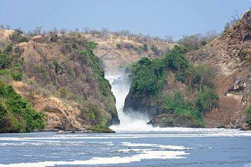 Murchison Falls, Oeganda van