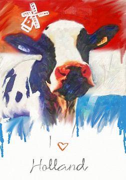 Dutch cow van MD JO