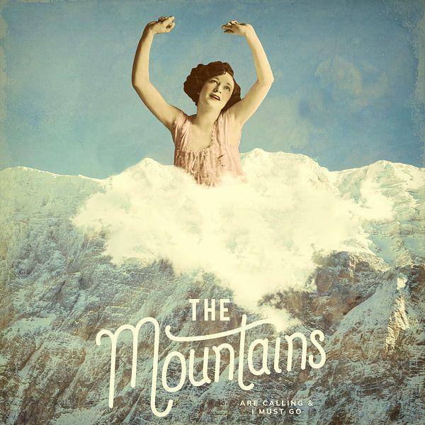 The Mountains are Calling sur Marja van den Hurk