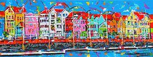 Willemstad Curaçao van