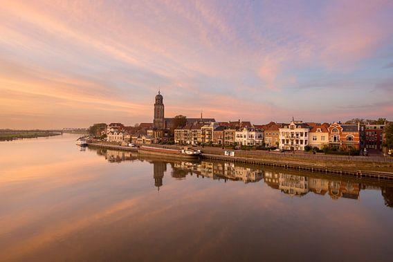 Skyline Deventer van Frederik van der Veer