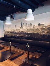 Klantfoto: De Domtoren waakt over Utrecht (zonder bouwkranen) van Renzo Gerritsen