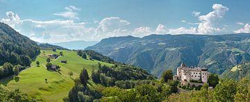 Kasteel Prösels, Völs am Schlern - Fiè allo Sciliar , Südtirol - Alto Adige, Italië van Rene van der Meer