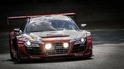 Audi R8 van