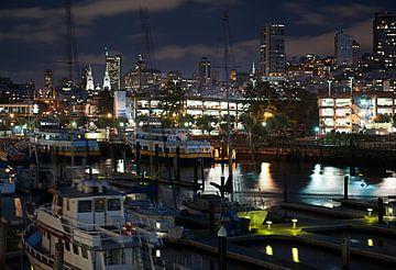Haven van San Francisco von Irene Kuizenga