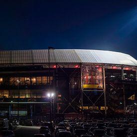 De Kuip / Stadion Feyenoord van Bram Kool