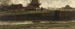 The Truncated Windmill, Jacob Maris