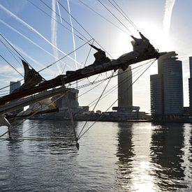Klasiek en mordern ontmoeten elkaar in Rotterdam van Marcel van Duinen