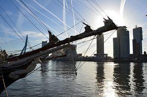 Klasiek en mordern ontmoeten elkaar in Rotterdam van