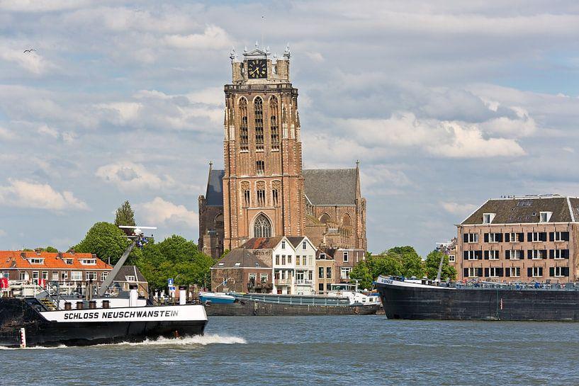 Grote Kerk te Dordrecht van Anton de Zeeuw