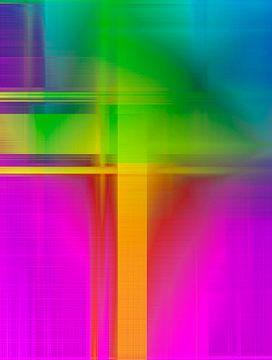 Neon Graphics the cross von ART Eva Maria