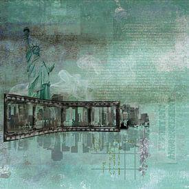 New York City van Carla van Zomeren
