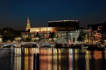 Amsterdam - Oper von Sabine Wagner