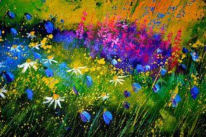 Purple flowers von