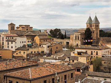 Blick auf Toledo von Katrin May