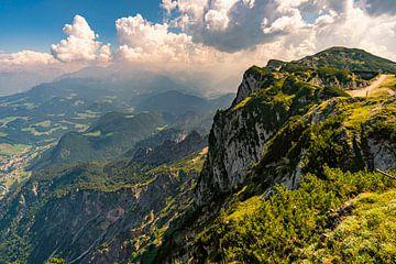 Fantastisch uitzicht op de Berchtesgadener Alpen van MindScape Photography