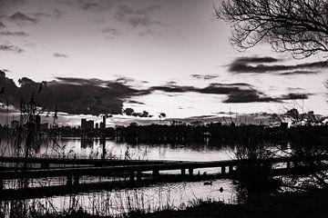 Like a Brave Summernight in Winter nr. 1 (zwart-wit)