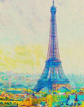 Paris Eifel von Joost Hogervorst