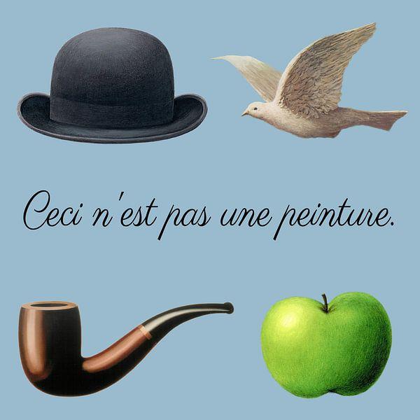 De spullen van Magritte van Roger VDB