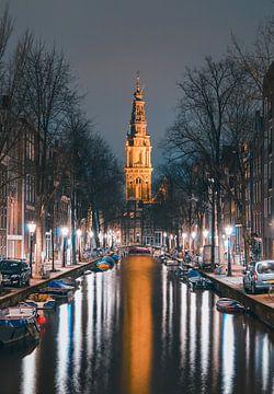 Groenburgwal (Amsterdam) von Ali Celik