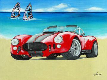 Shelby Cobra von Iwona Sdunek alias ANOWI
