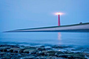 Phare Long Jaap Den Helder sur VanEis Fotografie